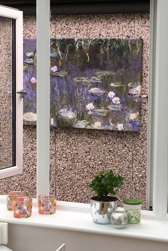 monet outdoor print